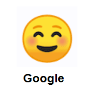 Smiley: Smiling Face on Google Android