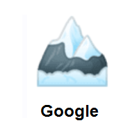 Snow-Capped Mountain on Google Android
