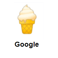 Soft Ice Cream on Google Android