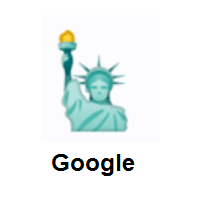 Statue of Liberty on Google Android