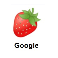 Strawberry on Google Android