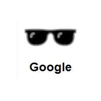 Sunglasses on Google Android
