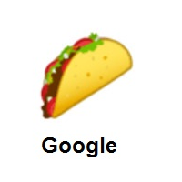 Taco on Google Android