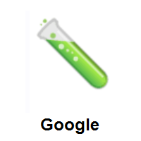 Test Tube on Google Android