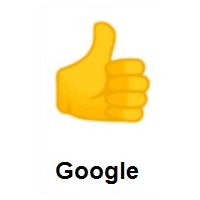 Thumbs Up on Google Android