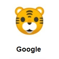 Tiger Face on Google Android