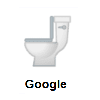 Toilet on Google Android
