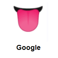 Tongue on Google Android