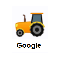 Tractor on Google Android
