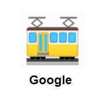 Tram Car on Google Android
