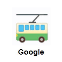 Trolleybus on Google Android