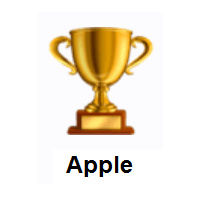 Trophy on Apple iOS