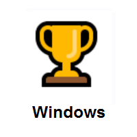 Trophy on Microsoft Windows