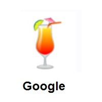 Tropical Drink on Google Android