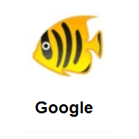 Tropical Fish on Google Android