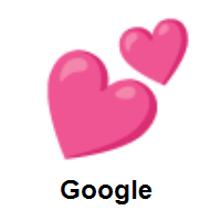Two Hearts on Google Android