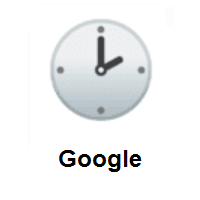 Two O'clock on Google Android