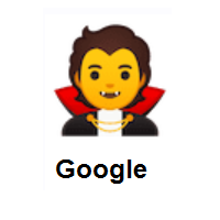 Vampire on Google Android