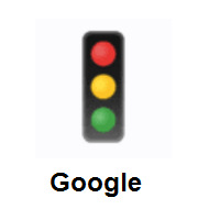 Vertical Traffic Light on Google Android