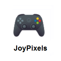 Video Game on JoyPixels
