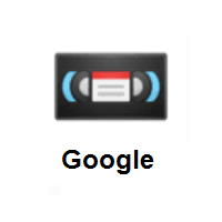 Videocassette on Google Android