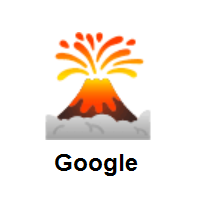 Volcano on Google Android