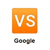 VS Button on Google Android