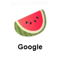 Watermelon on Google Android