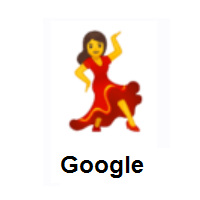 Dance: Woman Dancing on Google Android