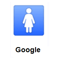 Women's Room on Google Android