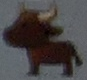 Brown Bull Emoji