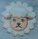 Sheep Face Emoji